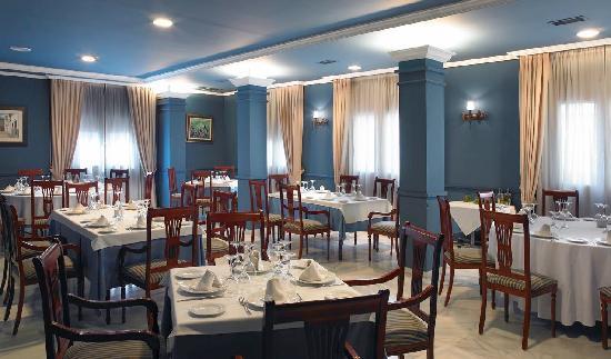 Hotel La Casa Grande Baena: COMEDOR TRANQUILO