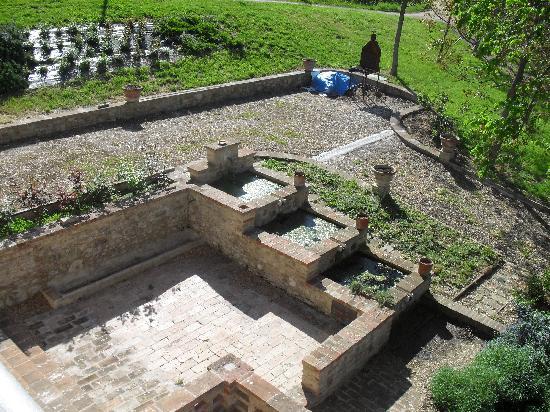 Agriturismo San Michele Arcangelo: l'abbeveratoio