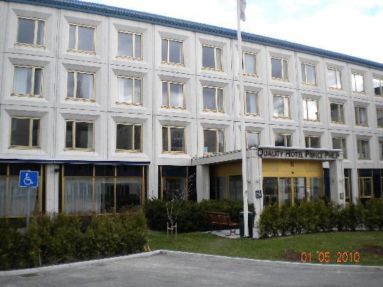 BEST WESTERN PLUS Prince Philip Hotel: esterno