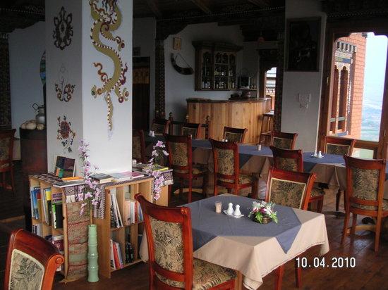 Dewachen Resort : Lounge