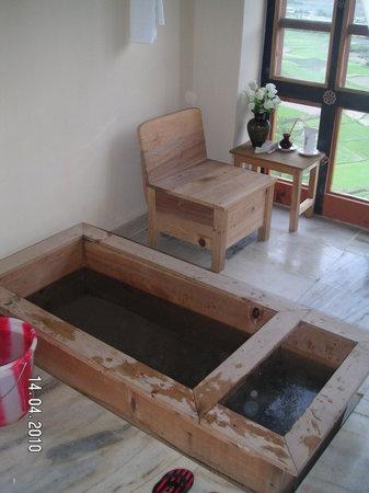 Dewachen Resort : Hot bath