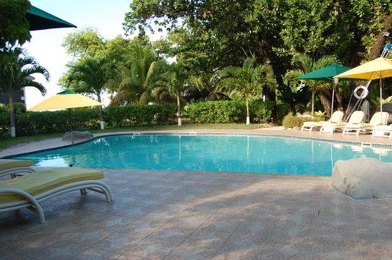Anse Volbert, Seychelles: Pool