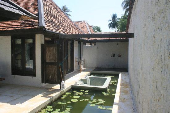 Pranburi, Tailandia: evason pool villa