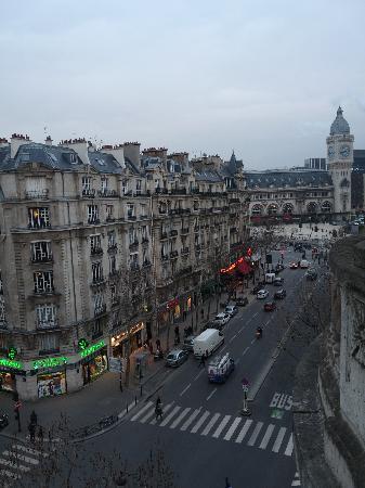 Holiday Inn Paris Gare de Lyon Bastille : View from the room