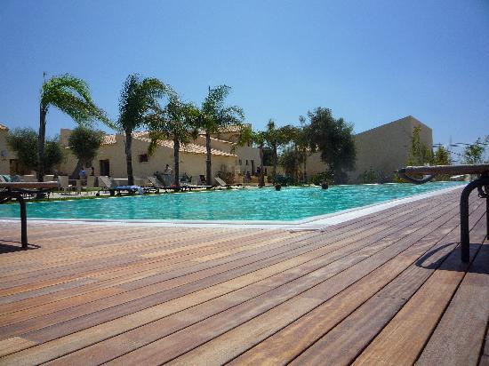 Kalaonda Plemmirio: la piscine