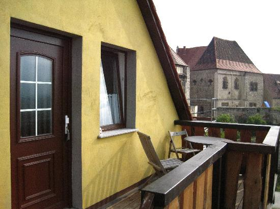 Freyburg, Germany: Terrasse