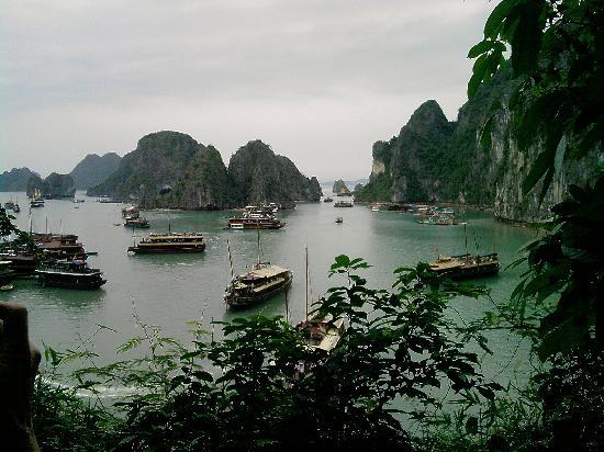 Hanoi Serenity Hotel: Harlong bay