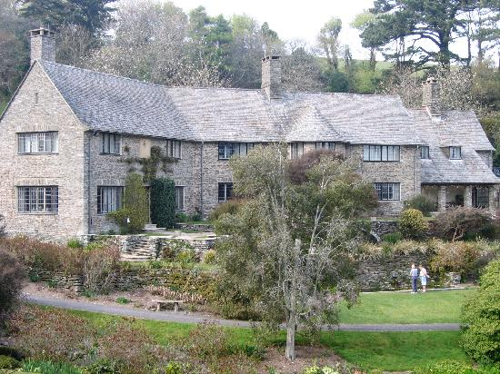 Gages Mill: Nearby National Trust - Coleton Fishacre