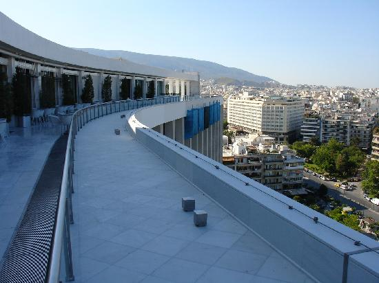 Hilton Athens: rooftop