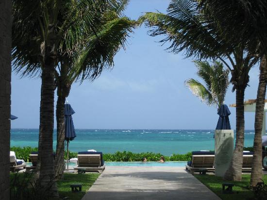 Banyan Tree Mayakoba : Beach/Pool