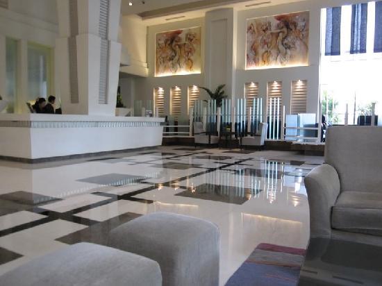 Park Plaza Noida : Lobby of the Park Plaza