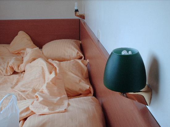 Orange Tulip Hotel: i letti...