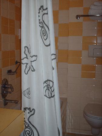 Orange Tulip Hotel: il bagno