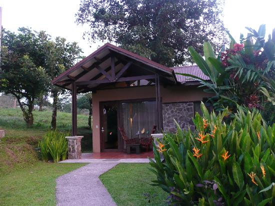 Arenal Springs Resort and Spa: notre habitation