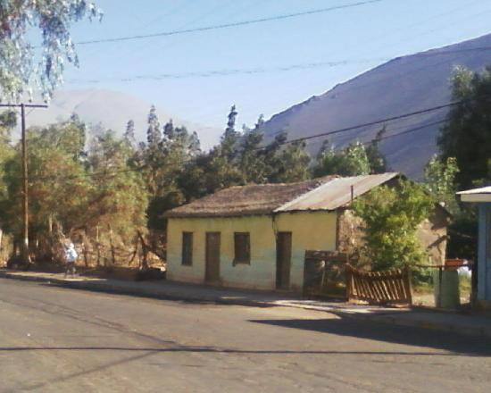 Vallenar, Χιλή: hogar rustico