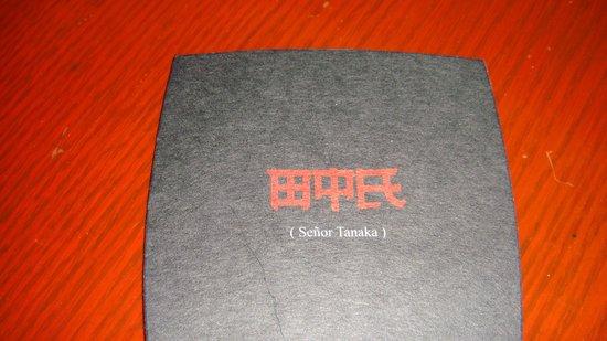 Senor Tanaka