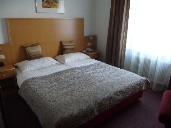 Hotel Geyer: Doppelzimmer