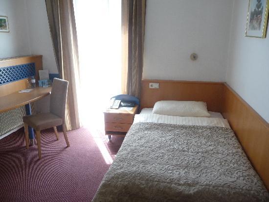 Hotel Geyer: Einzelzimmer