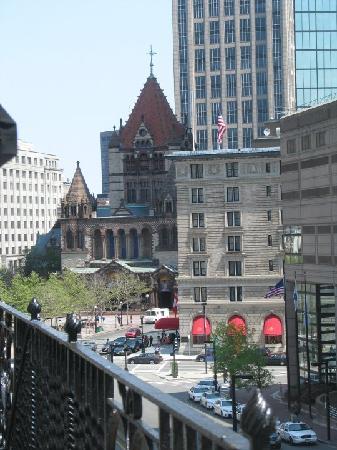 Copley Square Hotel Updated 2018 Prices Reviews Boston Ma Tripadvisor