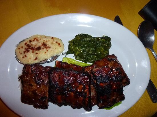 Vagabundos del Mar Trailer Park Restaurant: Ribs