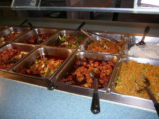 Rice, Lo Mein, General Tso\'s Chicken, Pepper Steak, Honey Chicken on ...