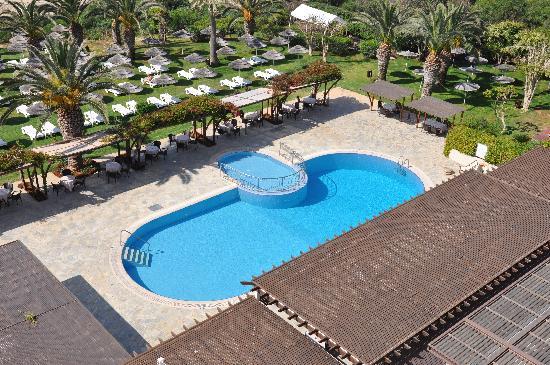 Alion Beach Hotel: sea view