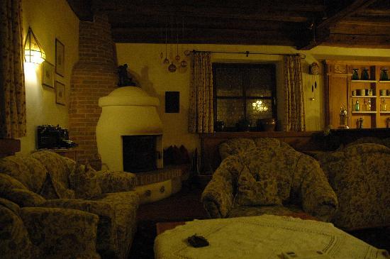 Hotel Uhrerhof-Deur : Sala lettura