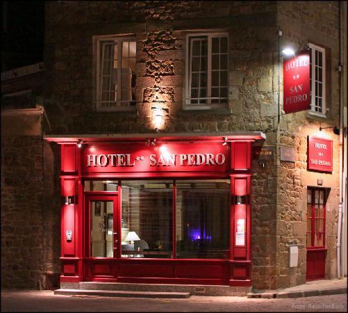 Hotel San Pedro: le San Pedro de nuit
