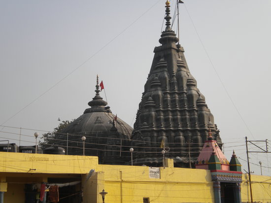 Gaya, Indien: The Main temple