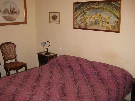 Anna Rosa's B&B: Rear bedroom