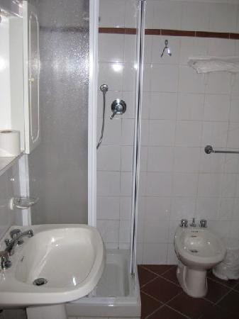 Anna Rosa's B&B: Bathroom of rear bedroom
