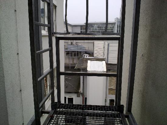 Hotel DomBlick: Ausblick aus dem Zimmer