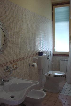 toilette - Foto di Soggiorno Cittadella, Firenze - TripAdvisor