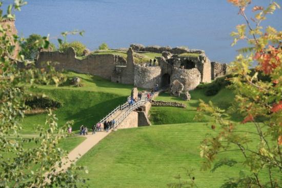 Inverness, UK : Uruquat Castle