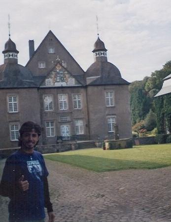 Saprissista en Schloss Neuenhof, Ludenscheid,Alemania.