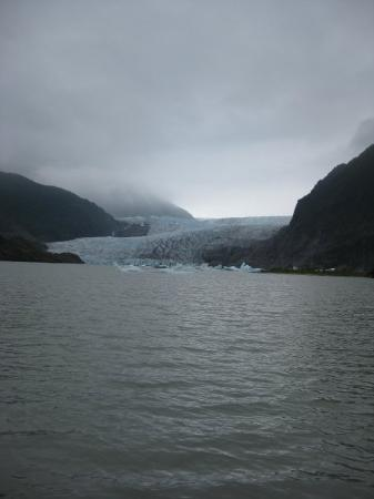 Mendenhall Glacier Visitor Center Photo