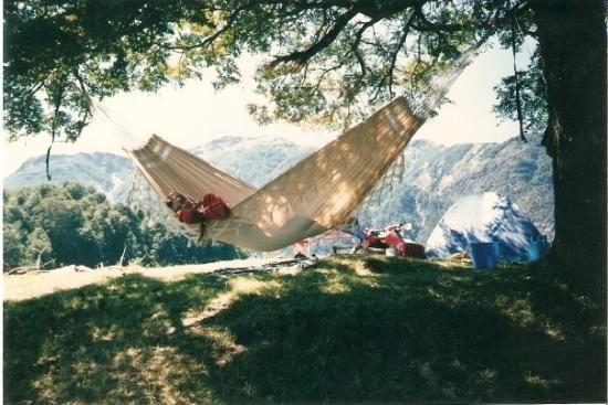 Neuquen, Argentina: Lago Correntoso. 1992.