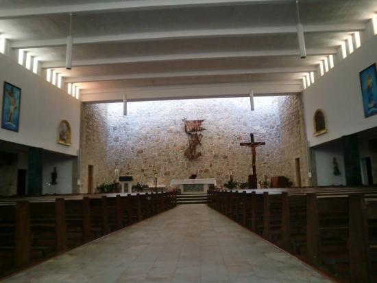 "Castelo Branco, Португалия: capela estreito- ""Nave"""