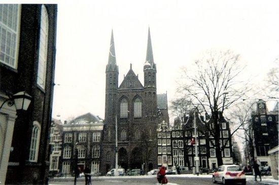 粉笔丘教堂