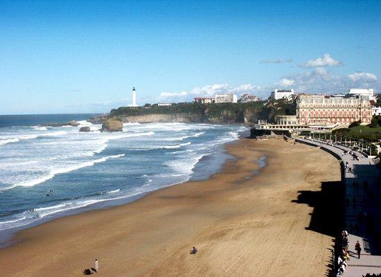 บิอาร์ริตซ์, ฝรั่งเศส: Biarritz, August 2006