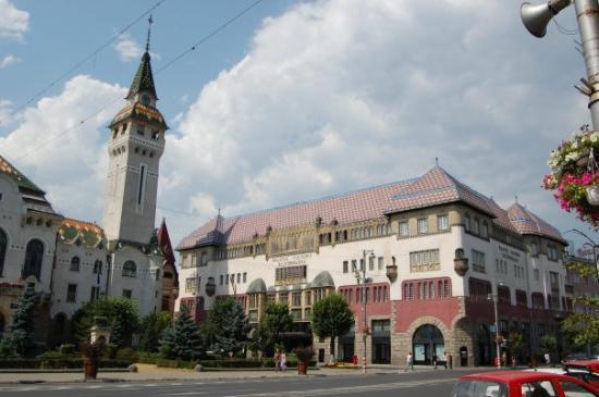 Tirgu Mures, โรมาเนีย: Tg Mures