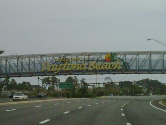 Daytona Beach, Flórida: Welcome to Daytona Florida
