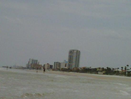 Παραλία Daytona, Φλόριντα: white sand...