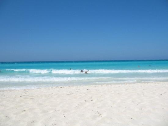 كايو سانتا ماريا, كوبا: La plage est magnifique