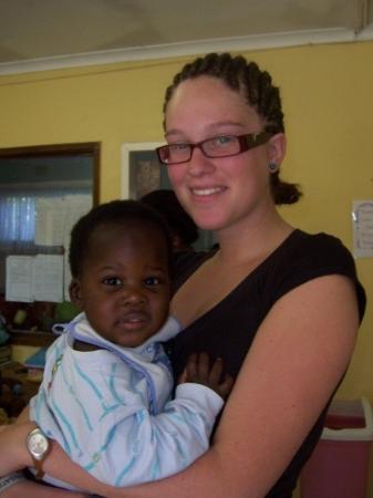 Soweto, South Africa: mijn schatje!!!! :D