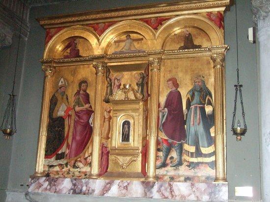 Church of Santa Felicita: ネーリ・ディ・ビッチ「トリプティク」