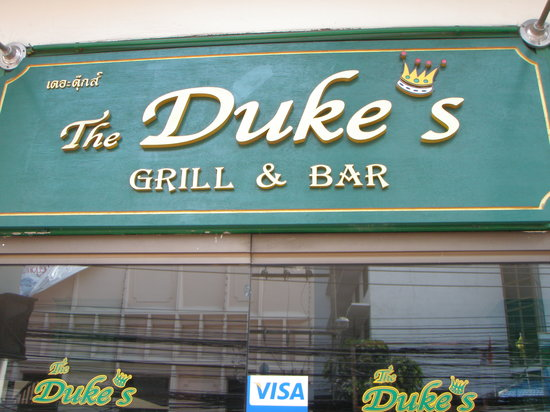 The Duke's: Night Market Oasis fortifies frenzied tourists in their exciting bargaining ventures.