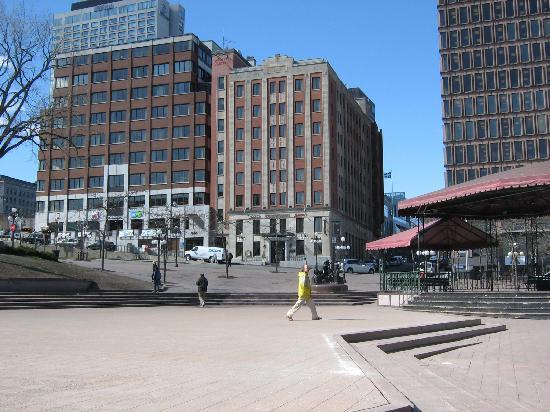 Hotel Courtyard Quebec