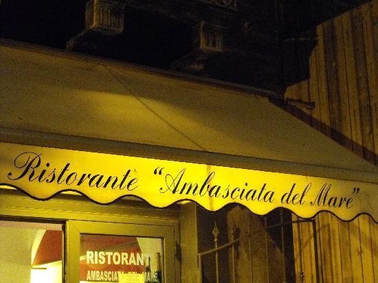 Bed & Breakfast San Placido Inn: Fabulous restaurant near B&B