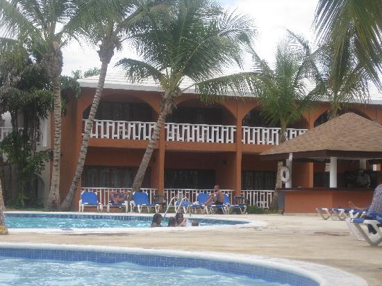BelleVue Dominican Bay: la piscina